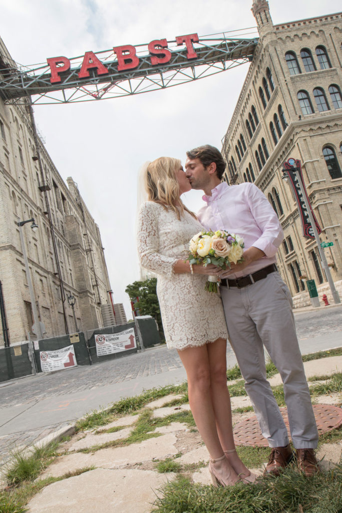 Best Place Milwaukee Elopement