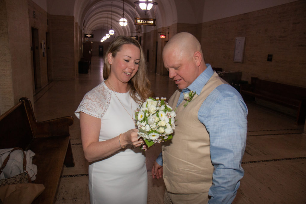 Milwaukee Courthouse Wedding