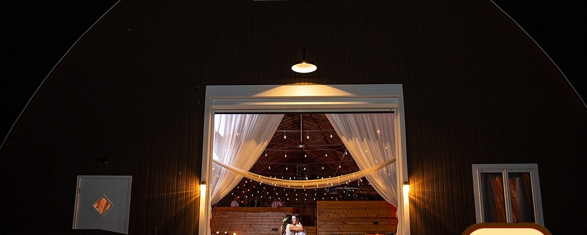Barn at Trinity Peak by Cream City Weddings